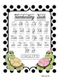 Cursive Handwriting Guide 1