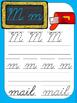 Cursive Handwriting Practice and Alphabet