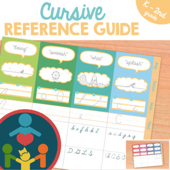 Cursive Handwriting Practice : Reference Guide