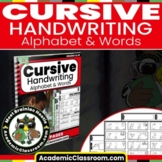 Cursive Writing  Letters Aa-Zz  Improve Your Handwriting  For Kids and Beginners