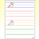 How To Write Cursive - Cursive G