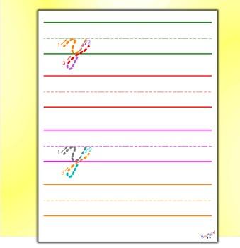 Cursive Handwriting Practice - Cursive Y