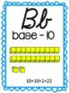 Cursive Math Alphabet
