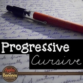 Cursive Practice - Handwriting Worksheets
