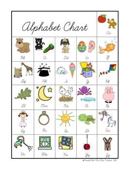 Cursive Polka Dot Alphabet Letter Sound Set (Fountas & Pinnell aligned)
