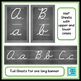 Cursive Posters - Chalkboard