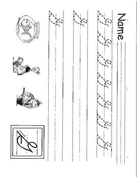 Cursive Practice- Clim and Slide Letters