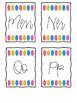 Cursive Word wall cards