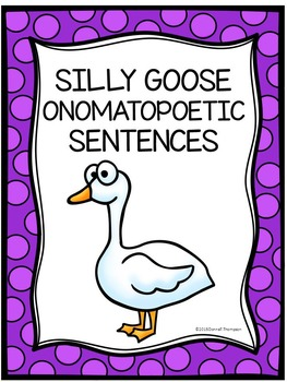 Cursive Writing Sentences: Animals Sounds (No Prep Worksheets)