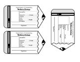 Cursive Writer's License