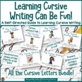 Cursive Writing: A Self-Directed Instructional Guide Compl