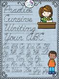 Cursive Writing: ABC's