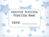 Cursive Writing Practice