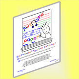 Kidznote Digital and Printable Cursive Writing Worksheets