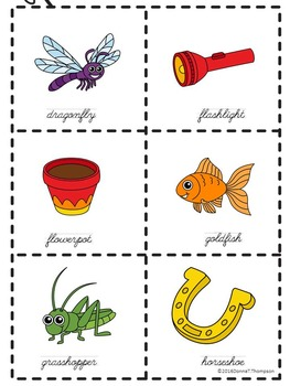 "Let's Practice ""Cursive Writing"" (Compound Words Worksheets and Flashcards)"