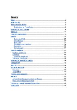 Curso de Excel 2010 avançado