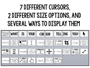 Cursor Bulletin Board