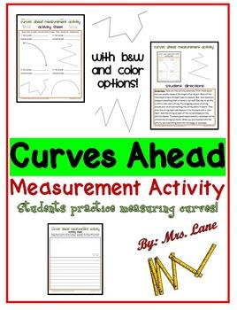 Curves Ahead Measurement Activity