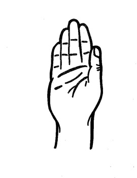 Curwen Hand Signs Without Words