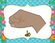 Curwen Solfege Hand Signs Posters: Luau