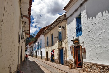 Cusco- A cultural reading in Spanish- for advanced beginners