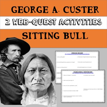 Custer vs Sitting Bull Web Quest
