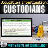 Custodians Nonfiction Reading Response Digital and Print A