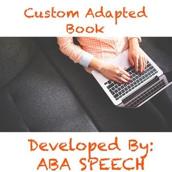 Custom Adapted Book