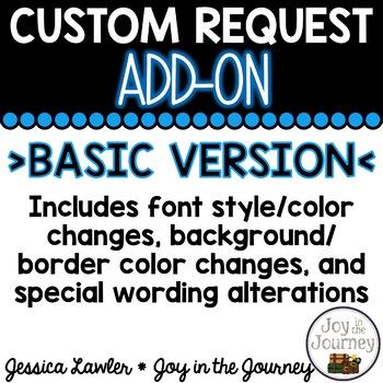 Custom Add-on BASIC