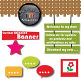 Custom Animated TPT Banner