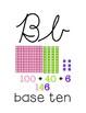 Custom Border 4th Grade Math Alphabet Cursive
