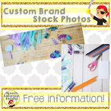 Custom Branded Stock Photos - information