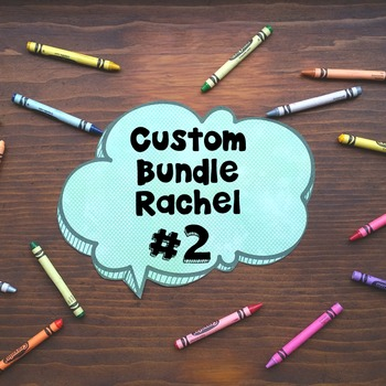 Custom Bundle #2 Rachel K.