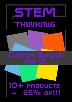 Custom Bundle 2 for VL - Physics and Chemistry Doodle Notes