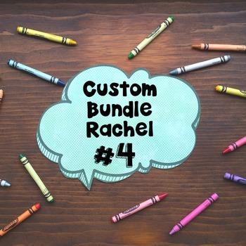 Custom Bundle #4 Rachel K.