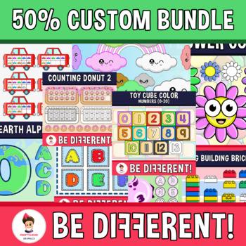 Custom Bundle (50%)