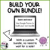 Custom Bundle   Build Your Own Bundle!