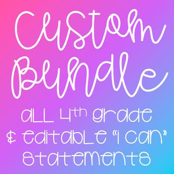 Custom Bundle - Cristina M.