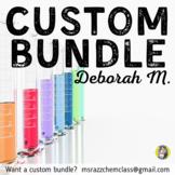 Custom Bundle - Deborah M.