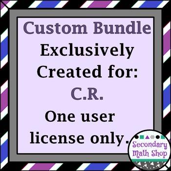 Custom Bundle For CR.