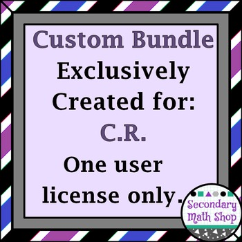 Custom Bundle For CR.