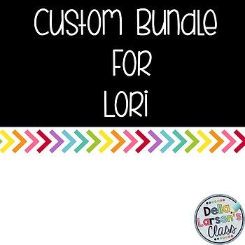 Custom Bundle For Lori
