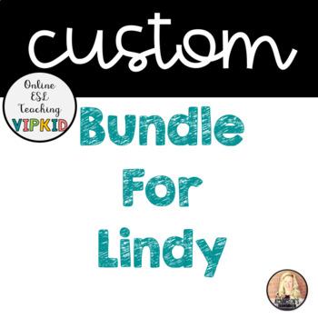 Custom Bundle - Lindy
