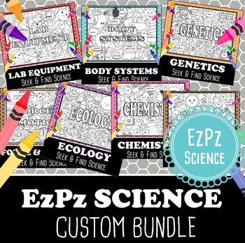 Custom Bundle Order for Big Bang Teacher