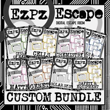 Custom Bundle Order for L. Wright