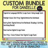 Custom Bundle Request for Danielle K.