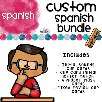 Custom Bundle SPANISH