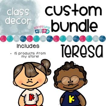 Custom Bundle Teresa