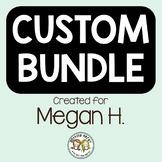 Custom Bundle created for Megan H.