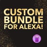 Custom Bundle for Alexa!